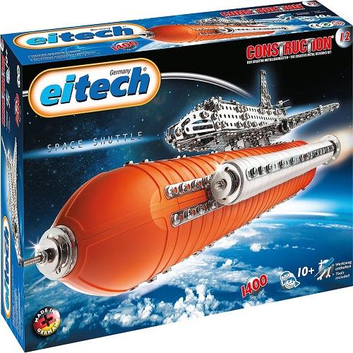 Конструктор Eitech модель Космический Шаттл 00012