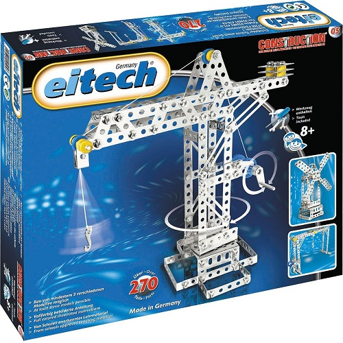 Конструктор Eitech модель Кран 00005