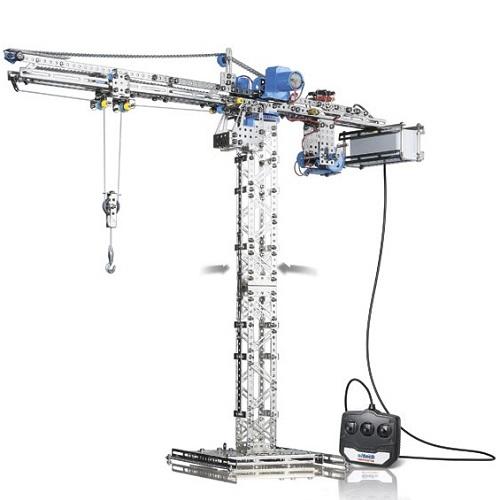 Конструктор Eitech модель Кран 90 cм на Д/У 00035