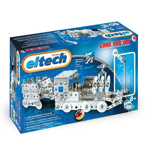 Конструктор Eitech модель Поезд 00091
