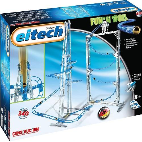 Конструктор Eitech модель Серпантин 80 см 00610