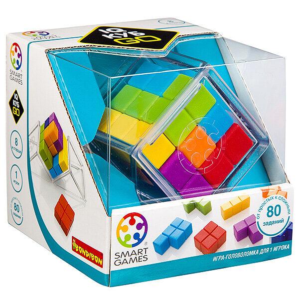 Логическая игра Smart Games IQ-Куб GO