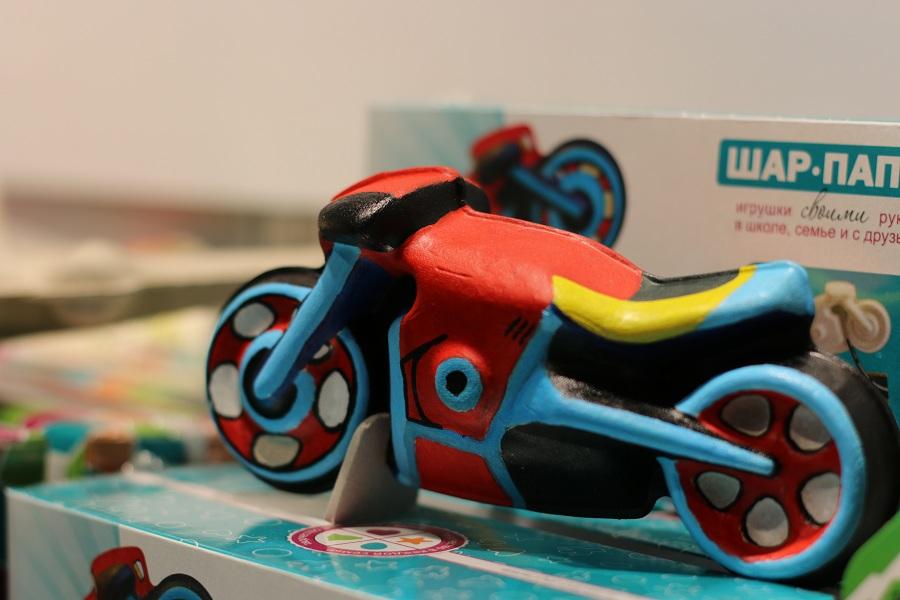 Выставка Kids Russia 2019 - новинки детских игрушек, творческие наборы Шар-Папье