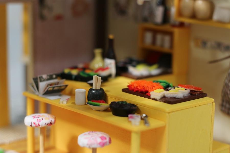 Выставка Kids Russia 2019 - новинки детских игрушек, Барная стойка.