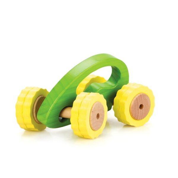 Развивающая Машина Роли-Поли Зеленый