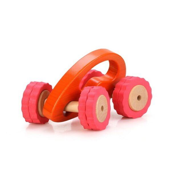 Развивающая Машина Роли-Поли Оранжевый