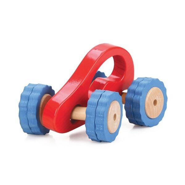 Развивающая Машина Роли-Поли Красный