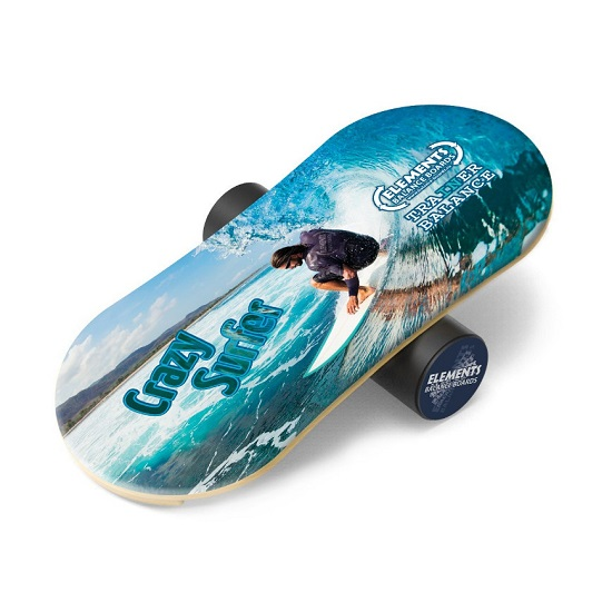 Балансборд Elements Crazy surfer