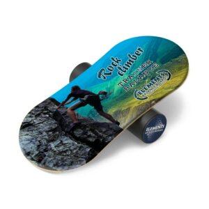 Балансборд Elements Rock Climber Синий
