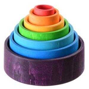 Стаканчики для сортировки Букарашка Фиолетовый