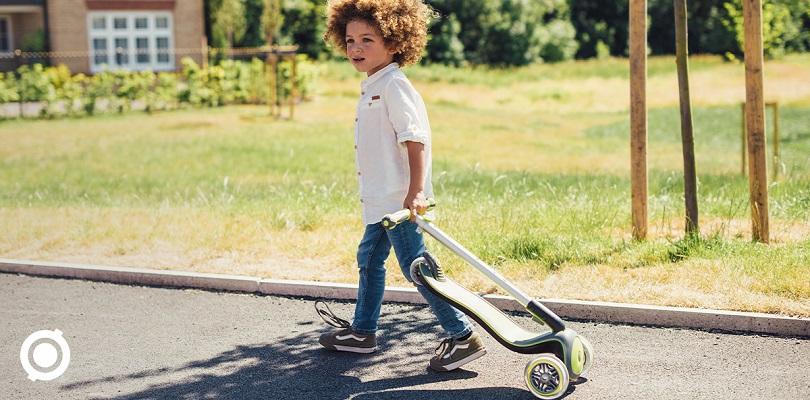 Нужен ли ребенку складной самокат?