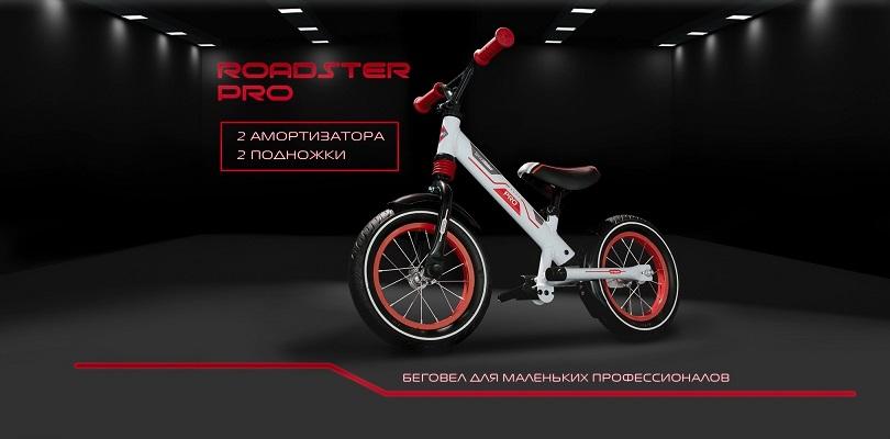 Обновления для Small Rider Роадстер Про