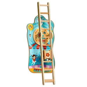 Развивающая игра Горка-балансир «Цирк на горе» Lucy & Leo
