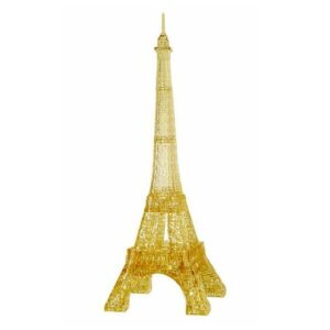 Пазл-3D Головоломка Crystal Puzzle Эйфелева башня