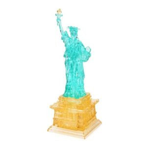 Пазл-3D Головоломка Crystal Puzzle Статуя Свободы